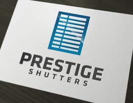 #220 for Design a Logo for prestigeshutters.co.uk af sbelogd