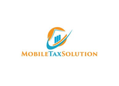 #14 for Design a Logo for Mobile Tax Solution af feroznadeem01