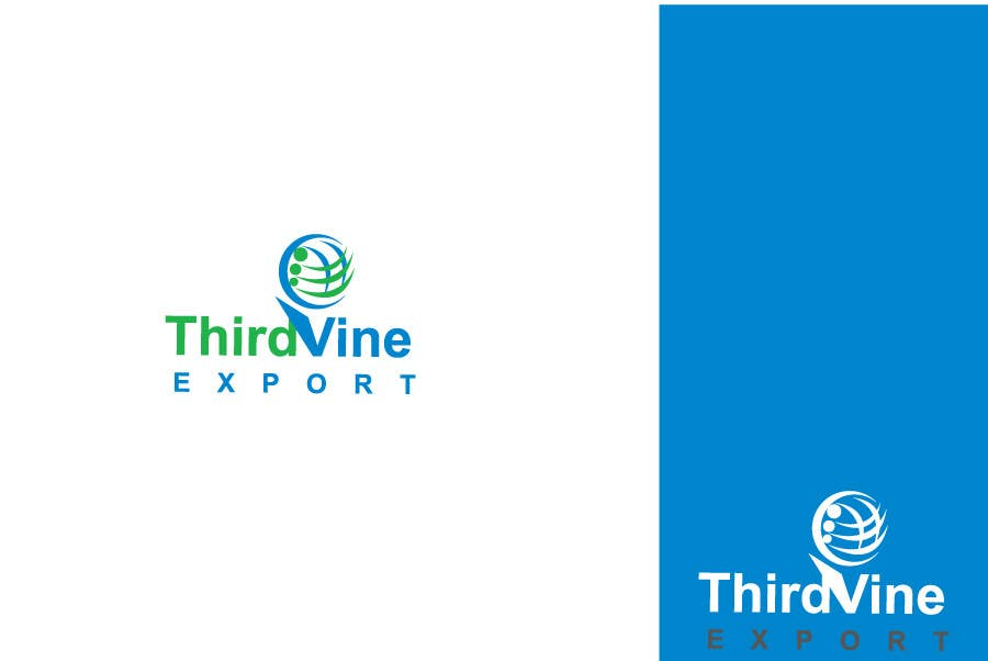 Kilpailutyö #16 kilpailussa Design a Logo for Export Company
