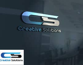 #48 para Design a Logo for CreativeSolutions por infosouhayl