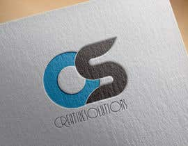 #37 para Design a Logo for CreativeSolutions por pernas