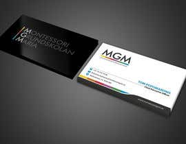 #47 untuk Create print ready logo with business card and stationery oleh mamun313