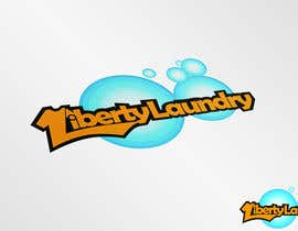 "#24 para Design a Logo for ""Liberty Laundry"" por ralfgwapo"