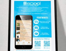 #3 for Poster design for Escool phone app af vaasdesign