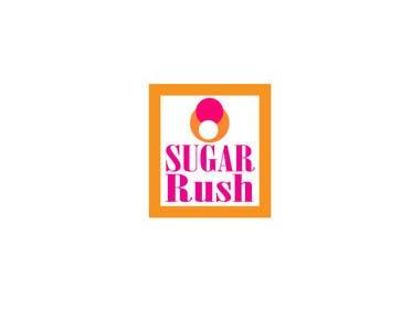 Nro 20 kilpailuun Design a Logo for sugar rush käyttäjältä linadenk
