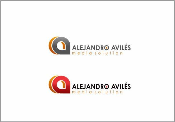 Bài tham dự cuộc thi #                                        58                                      cho                                         Design a Logo for Alejandro Avilés Media Solution