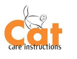 #29 cho Design a Logo for a Cat Care Site bởi JennyJazzy