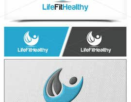 #45 cho Design a Logo for Lifefithealthy.com bởi Psynsation