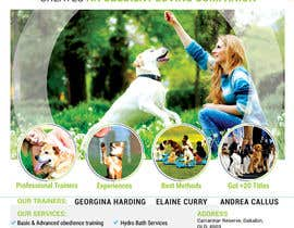 #26 for Dog Obedience Flyer Design by mirandalengo