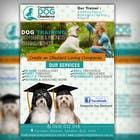 Graphic Design Entri Peraduan #14 for Dog Obedience Flyer Design