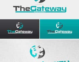 "#38 para Design a Logo for ""The Gateway"" por davay"