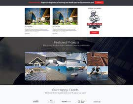 #29 untuk Website Homepage design for a corporate group -- 2 oleh geniedesignssl