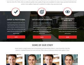 #35 untuk Website Homepage design for a corporate group -- 2 oleh ZWebcreater
