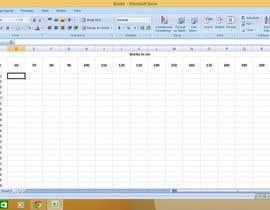 #2 for 14 Blätter aus pdf in Excel übertragen af paulmd369