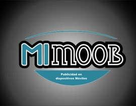 #54 for Diseñar un logotipo para mimoob / Design a logo for mimoob af ALEJVNDRO