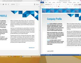 #2 for CONVERT The attached indesign quotes to Word and IMPROVE design af alexanderstopher
