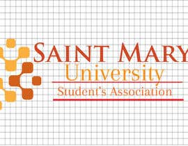 #1 para Design a Logo for Saint Mary's University Student's Association por actdesigners50