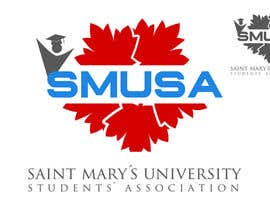 #79 para Design a Logo for Saint Mary's University Student's Association por cbarberiu