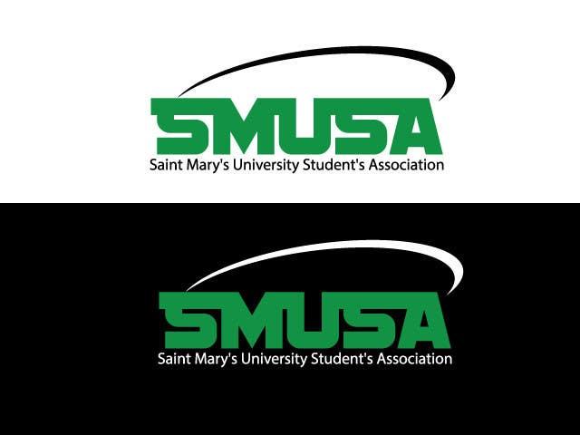 Konkurrenceindlæg #155 for Design a Logo for Saint Mary's University Student's Association