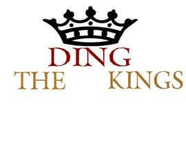 #15 para Develop a Corporate Identity for The Ding Kings por sidd06221995