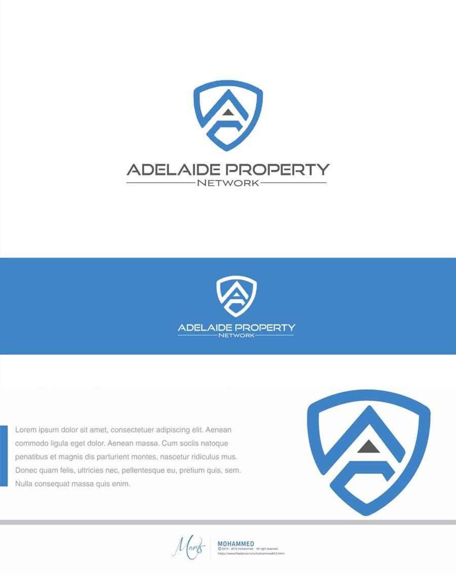 Inscrição nº 210 do Concurso para Design a Logo for Adelaide Property Network