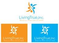 Design a Logo for  Living True Inc için Graphic Design22 No.lu Yarışma Girdisi