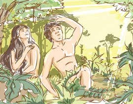 #12 for Illustrate a scene from Genesis af nonie26