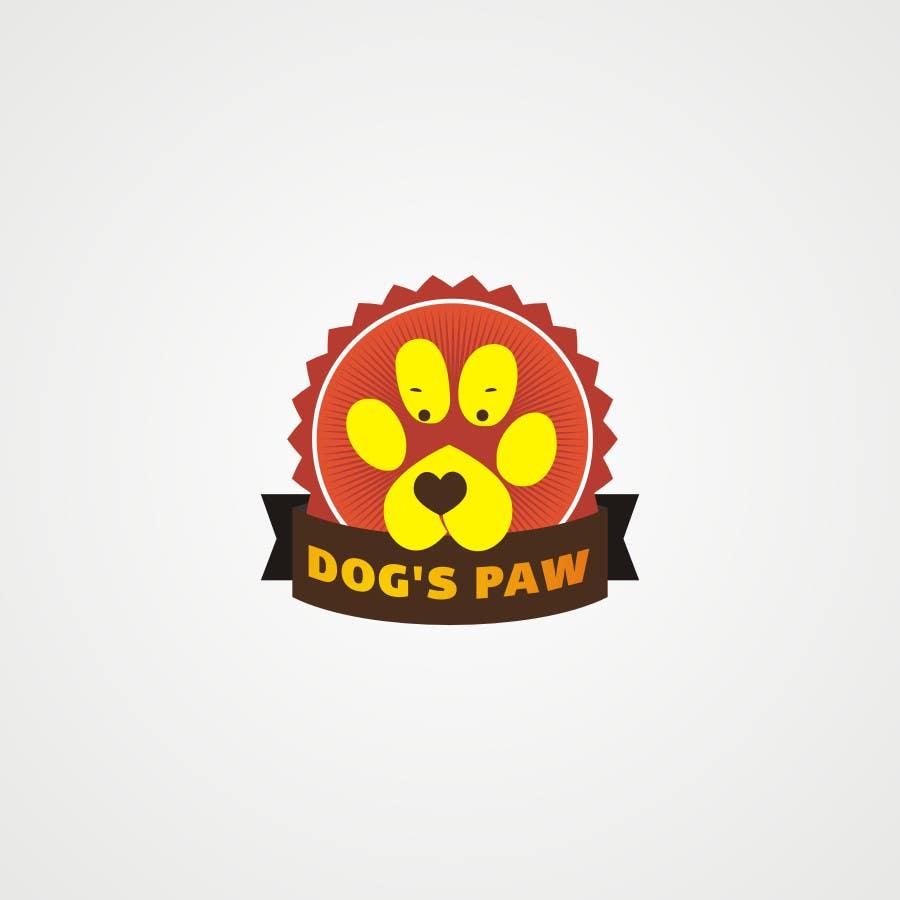 Inscrição nº 1052 do Concurso para Create a Logo of a Dog's Paw