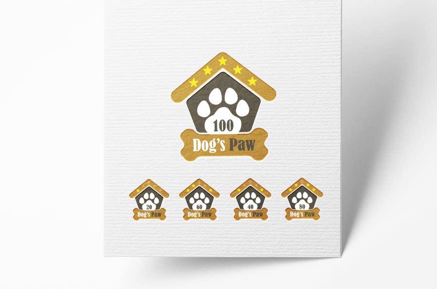 Inscrição nº 937 do Concurso para Create a Logo of a Dog's Paw
