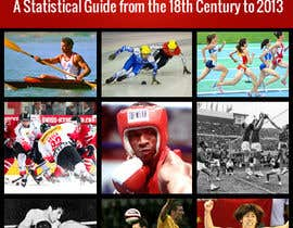 #12 para Book cover for book on sports statistics por fecodi