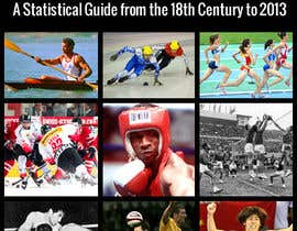 #13 cho Book cover for book on sports statistics bởi fecodi