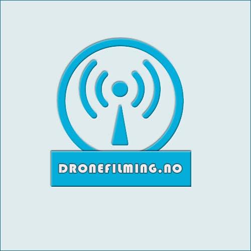 Penyertaan Peraduan #17 untuk Design a logo for a dronefilming-company