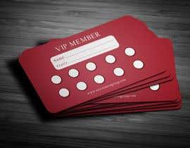 Nro 23 kilpailuun Design a Loyalty Card for Vocal School käyttäjältä anikush