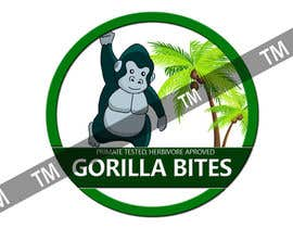 #7 for Design a Logo for Gorilla Bites af timoadvertising