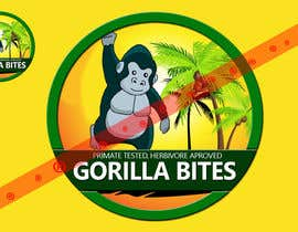 #10 for Design a Logo for Gorilla Bites af timoadvertising