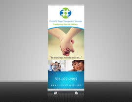 #20 untuk Design a Banner for Circle Of Hope Therapeutic Services, Inc oleh adidoank123