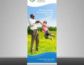 #11 untuk Design a Banner for Circle Of Hope Therapeutic Services, Inc oleh leandeganos