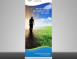 #12 untuk Design a Banner for Circle Of Hope Therapeutic Services, Inc oleh leandeganos