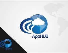 #18 untuk Design an Icon for AppHUB - a technology solution providing high-performance access to multiple cloud solutions oleh shaggyshiva