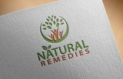 alikarovaliya tarafından Design a Logo for Natural Remedies için no 38