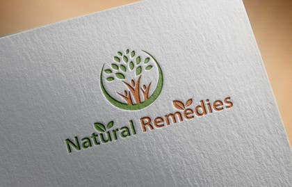 alikarovaliya tarafından Design a Logo for Natural Remedies için no 41