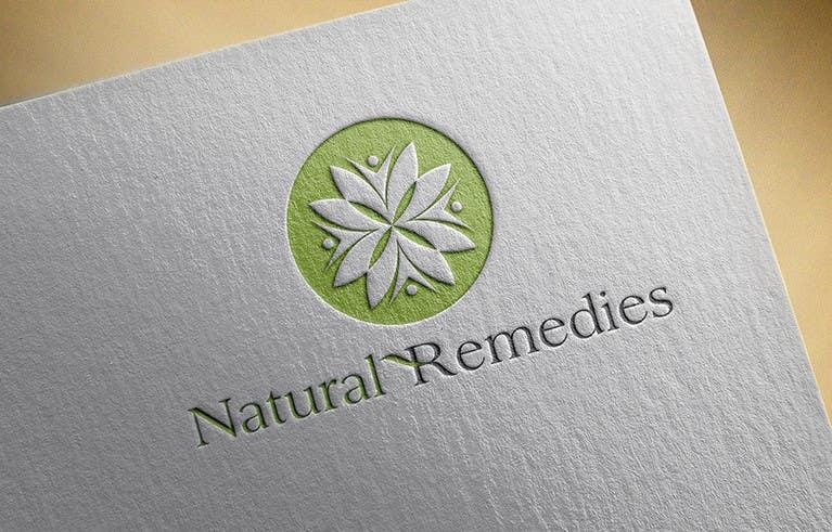 Inscrição nº 19 do Concurso para Design a Logo for Natural Remedies