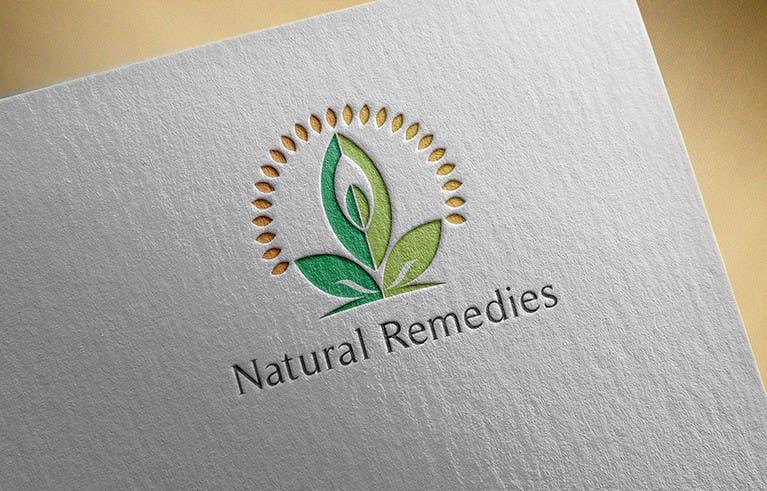 Inscrição nº 24 do Concurso para Design a Logo for Natural Remedies