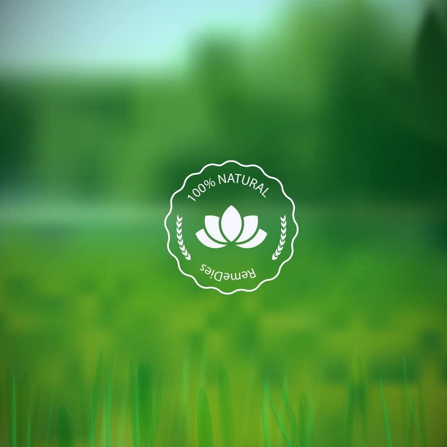 Inscrição nº 4 do Concurso para Design a Logo for Natural Remedies