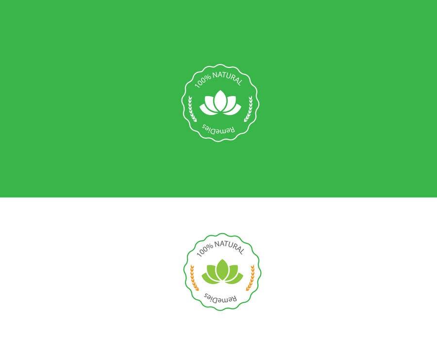 Inscrição nº 5 do Concurso para Design a Logo for Natural Remedies