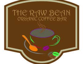 #31 cho Organic Coffee Bar, raw food cafe bởi spikes28