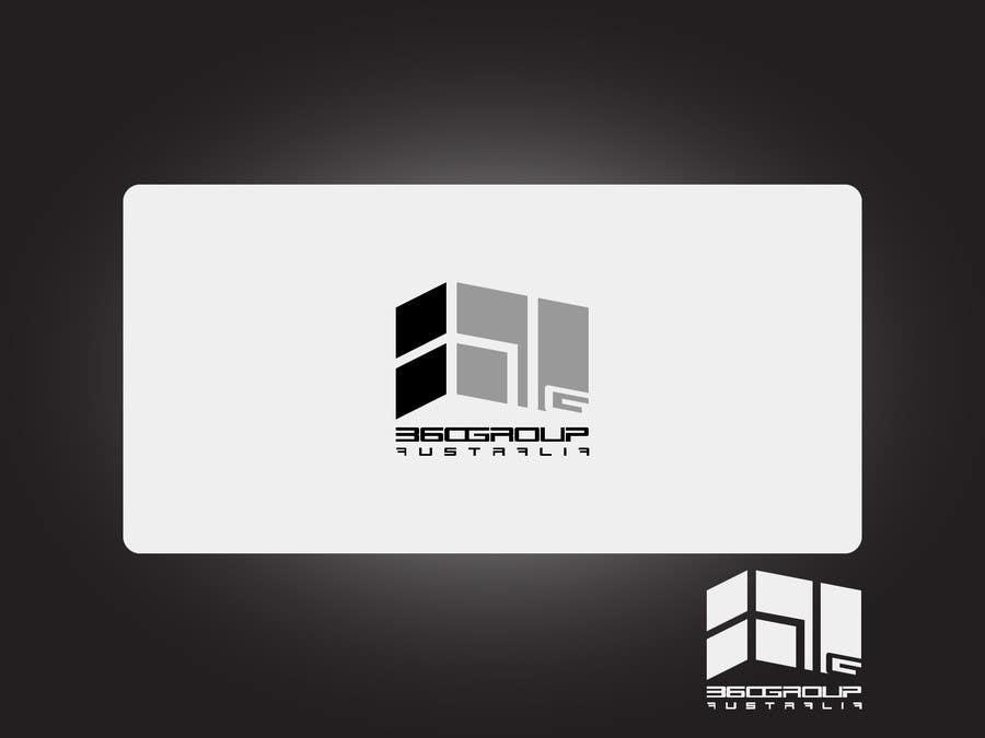 Contest Entry #                                        160                                      for                                         Design a Logo for 360Group Australia