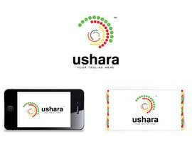 #28 for Design a Logo for Ushara by navrozmansiya