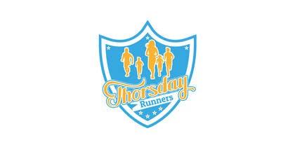 Nro 35 kilpailuun Design a logo & T-shirt for a running club käyttäjältä MFaizDesigner