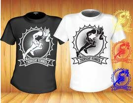 Nro 37 kilpailuun Design a logo & T-shirt for a running club käyttäjältä mj956